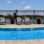 Residential - Pool Fence - Alternating Picket (1)