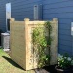 Wood Enclosure
